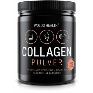 Woldo Health - 100% Collagen-Hydrolysat Pulver (500g)